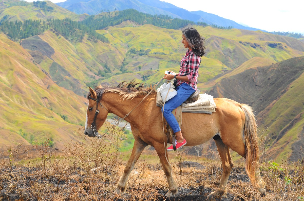 Impasugong's Communal Ranch: A Cowgirl's Day Out